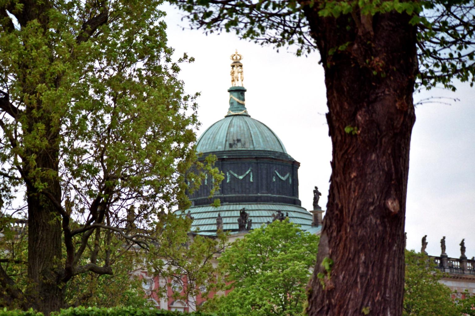 Schlosskuppel