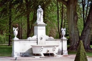Park Sanssouci (Potsdam) architecture Brandenburg miscellaneous nature gallery Potsdam Verwunschene Orte