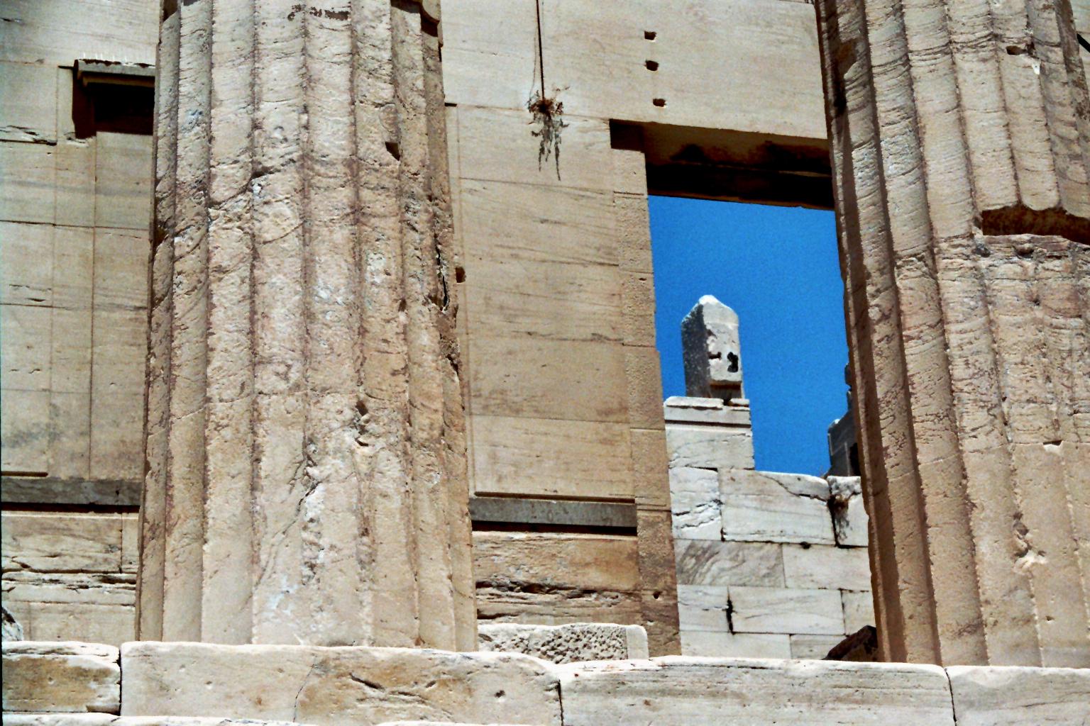 Teilstück Akropolis
