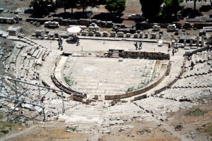 Theater des Dionysos