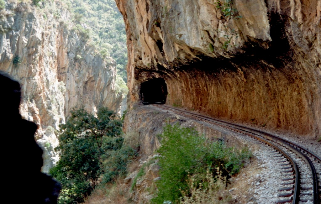 Bahnstrecke Diakopto–Kalavryta (3)