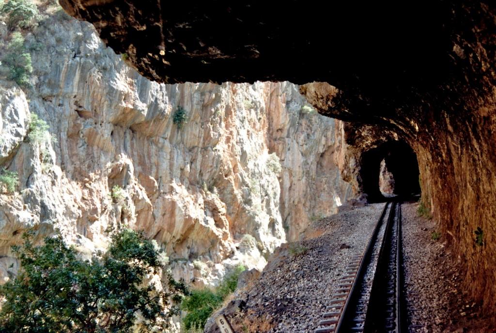 Bahnstrecke Diakopto–Kalavryta (1)