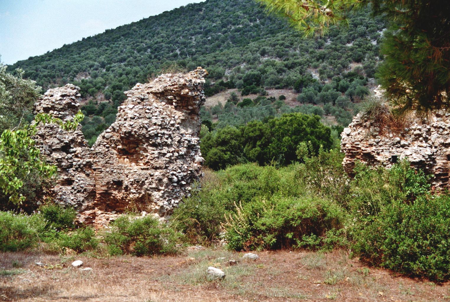 Epidauros Ausgrabungen 1