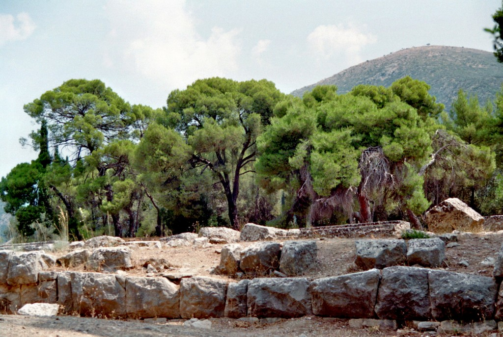 Epidauros Ausgrabungen 3