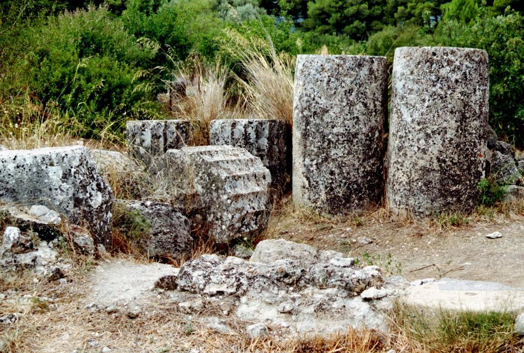 Epidauros Ausgrabungen 2