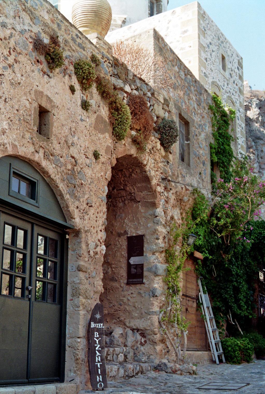 Monemvasia Hotel Byzantino