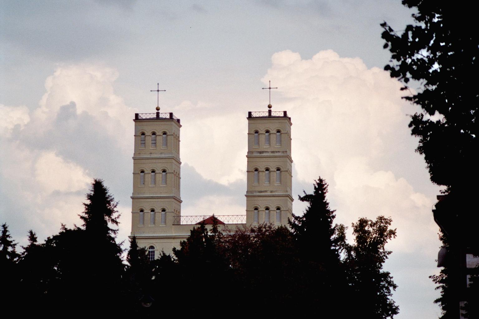 Straupitz Schinkelkirche