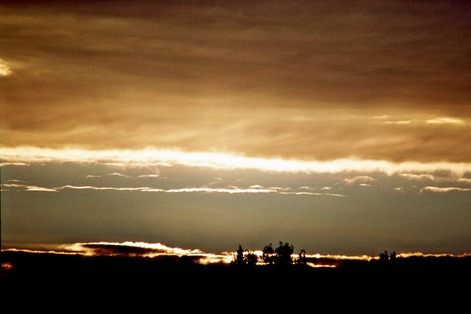 Silberstreif am Horizont