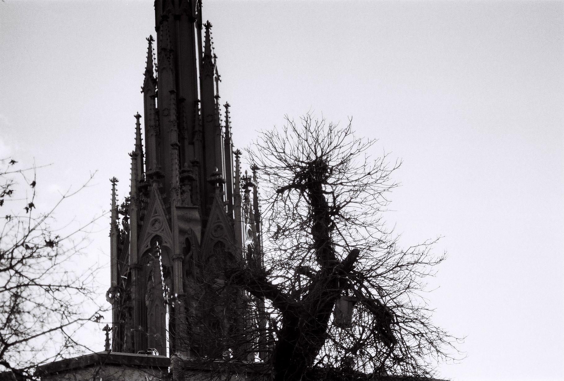 Schinkel Nationaldenkmal Kreuzberg