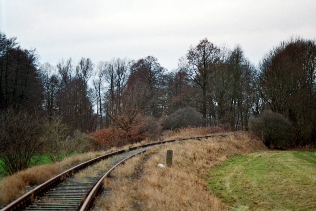 Alte Strecke der Neukölln-Mittenwalder Eisenbahn