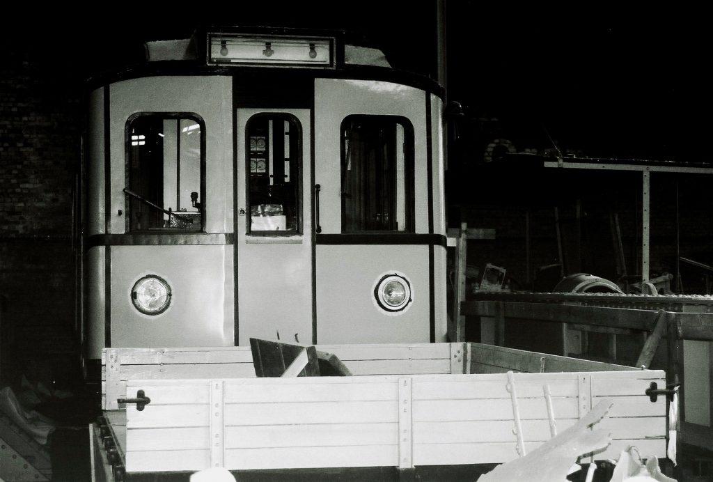 alte U-Bahn