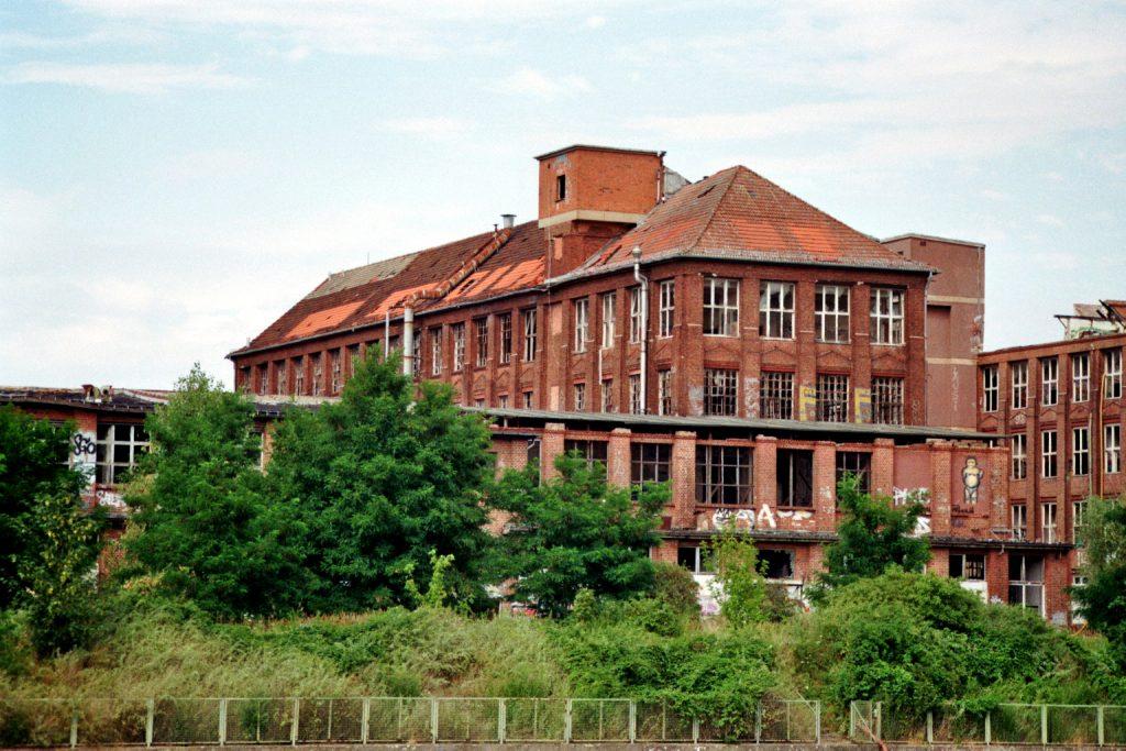 KWO Ruine