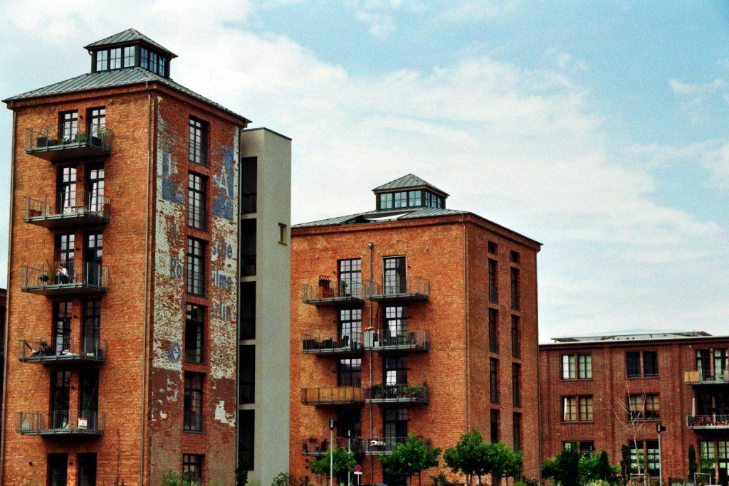 Wohnungen an der alten Filmfabrik 2