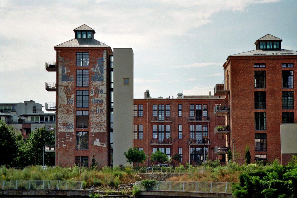 Wohnungen an der alten Filmfabrik