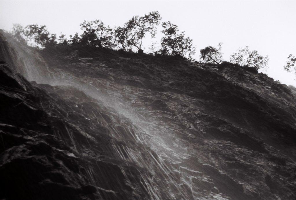 Wassernebel (Höllentalklamm - BY)