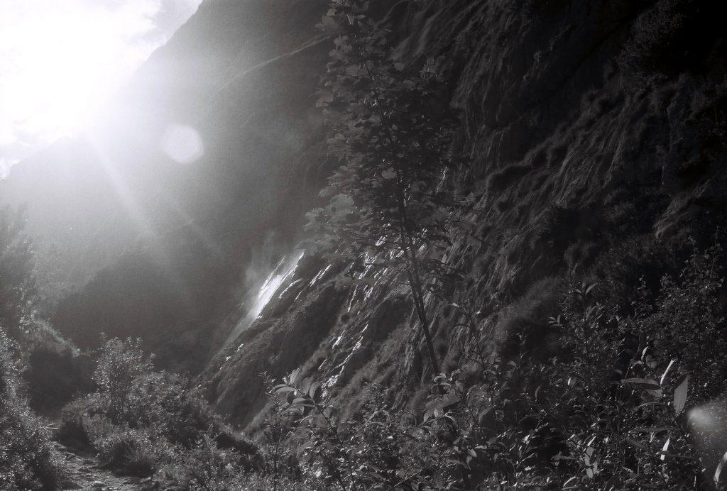 Wildes Licht (2)(Höllentalklamm - BY)