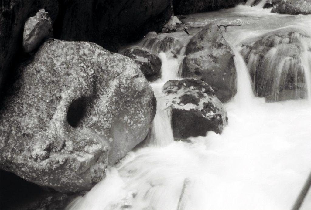 Wildwasser (Höllentalklamm - BY)