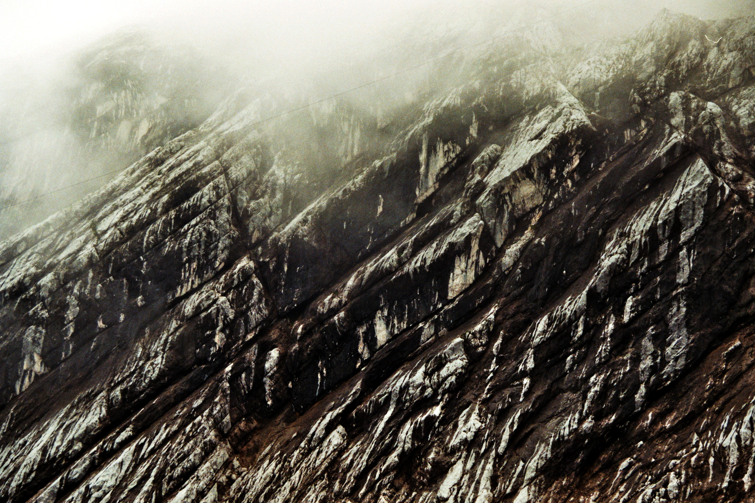Alpspix-Wanderung (Nebelwand)