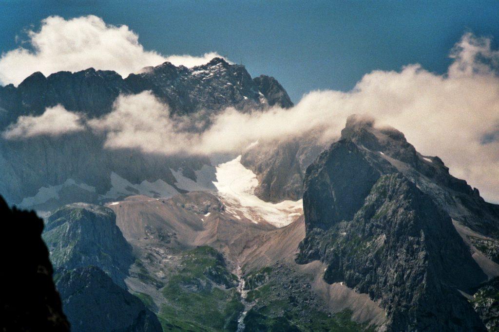 Berggletscher