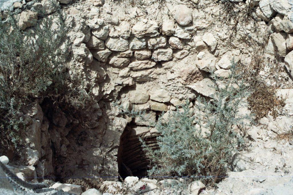 Brunnen auf der Kasbah