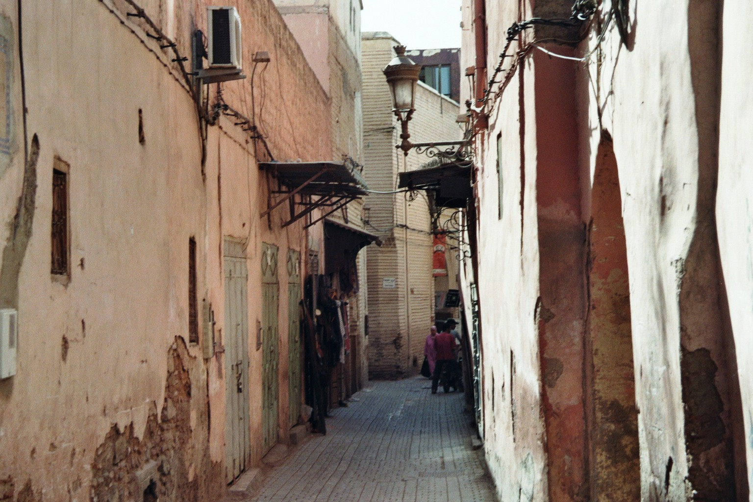 Gasse in Marrakesch 2
