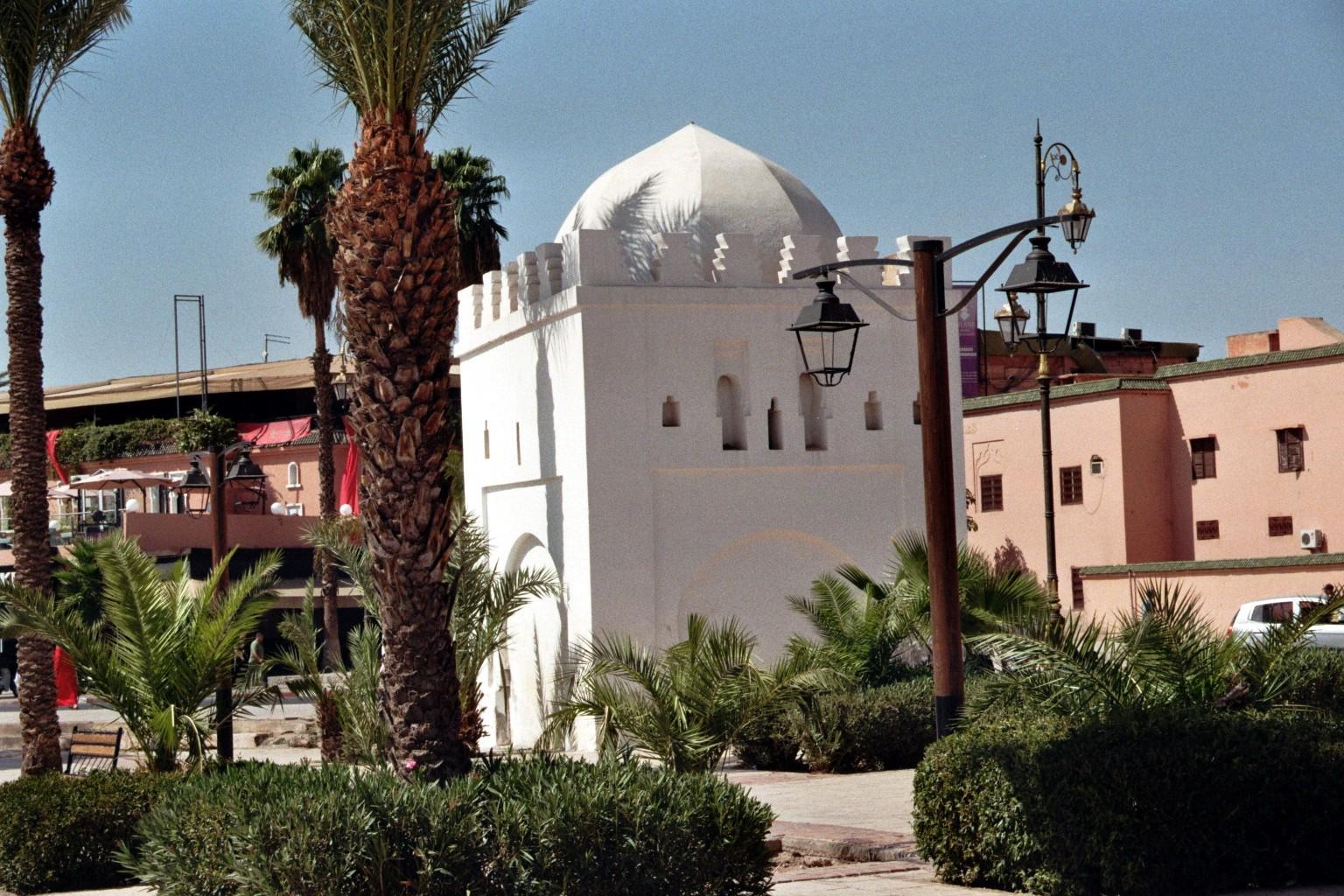 In Marrakesch
