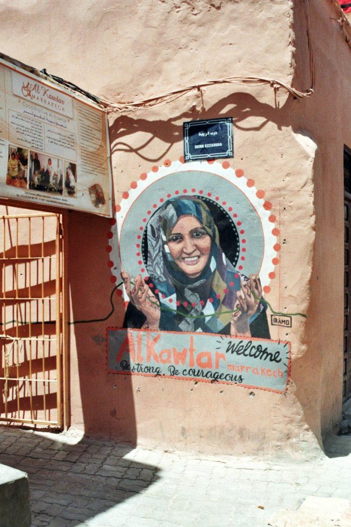 In den Gassen von Marrakesch - 2