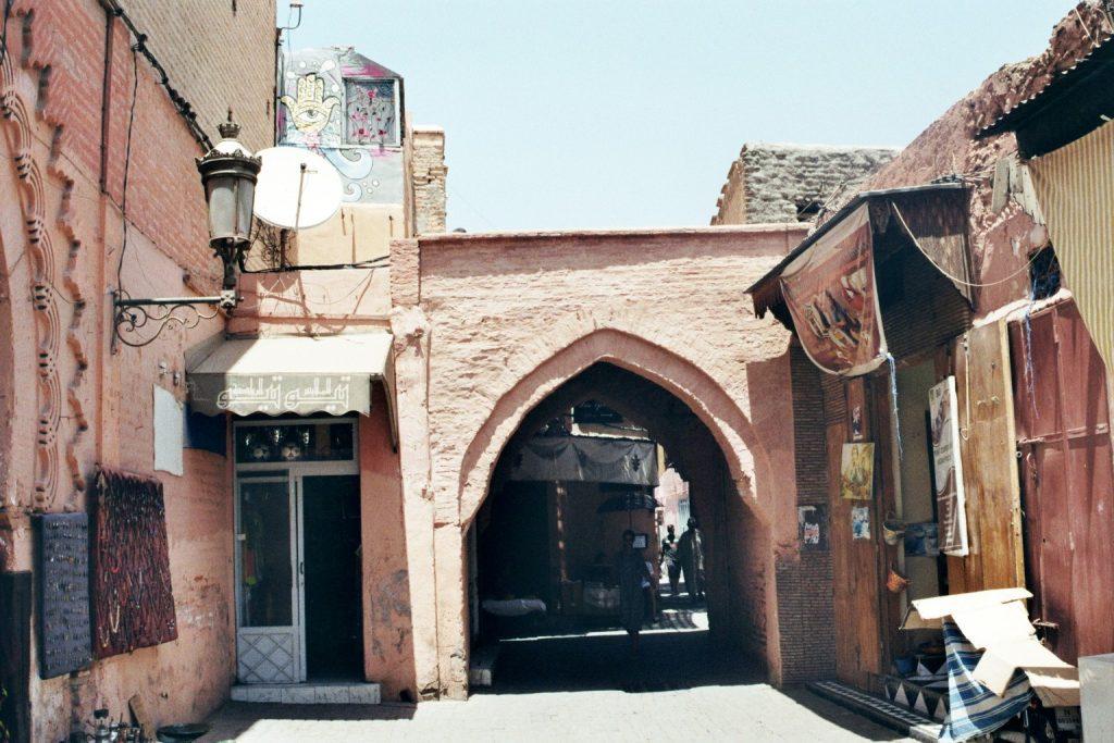 In den Gassen von Marrakesch - 3