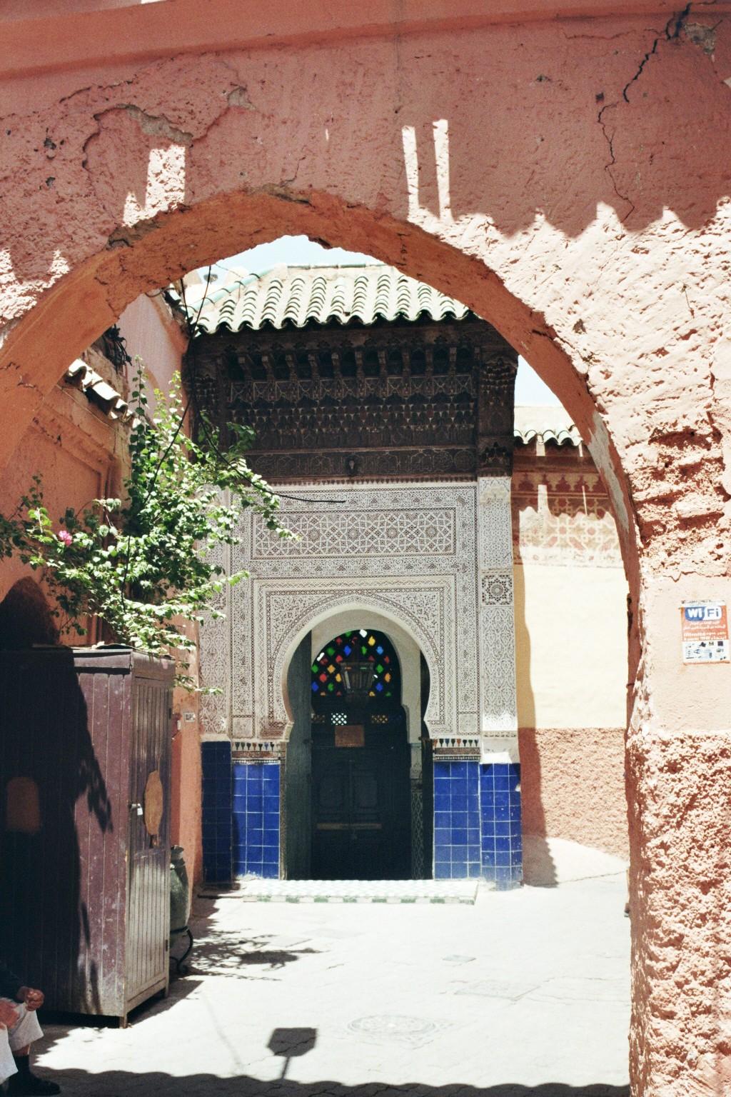 In den Gassen von Marrakesch - 4