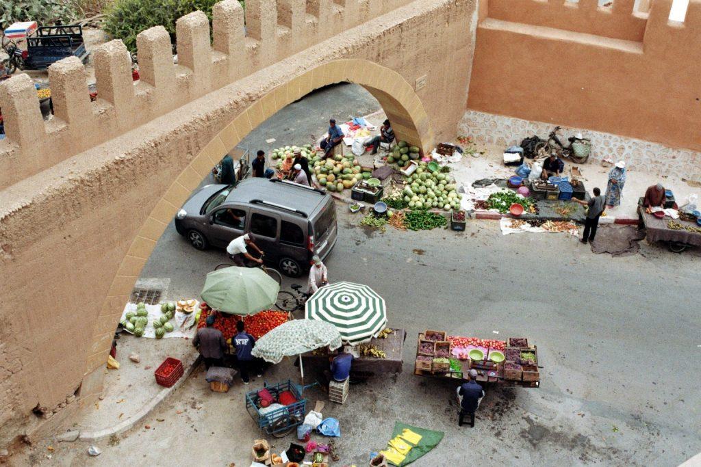 Markttreiben in Tiznit