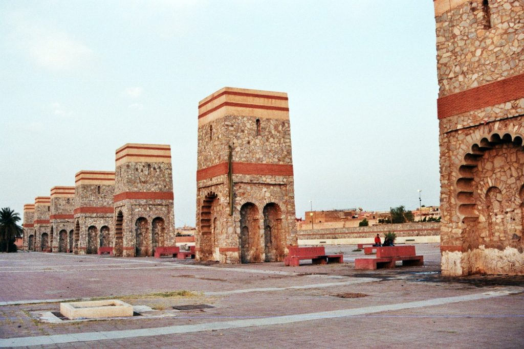 Place des 7 Saints Marrakech