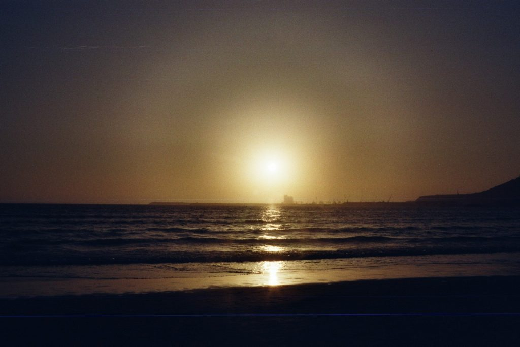 Mystic Beach of Agadir