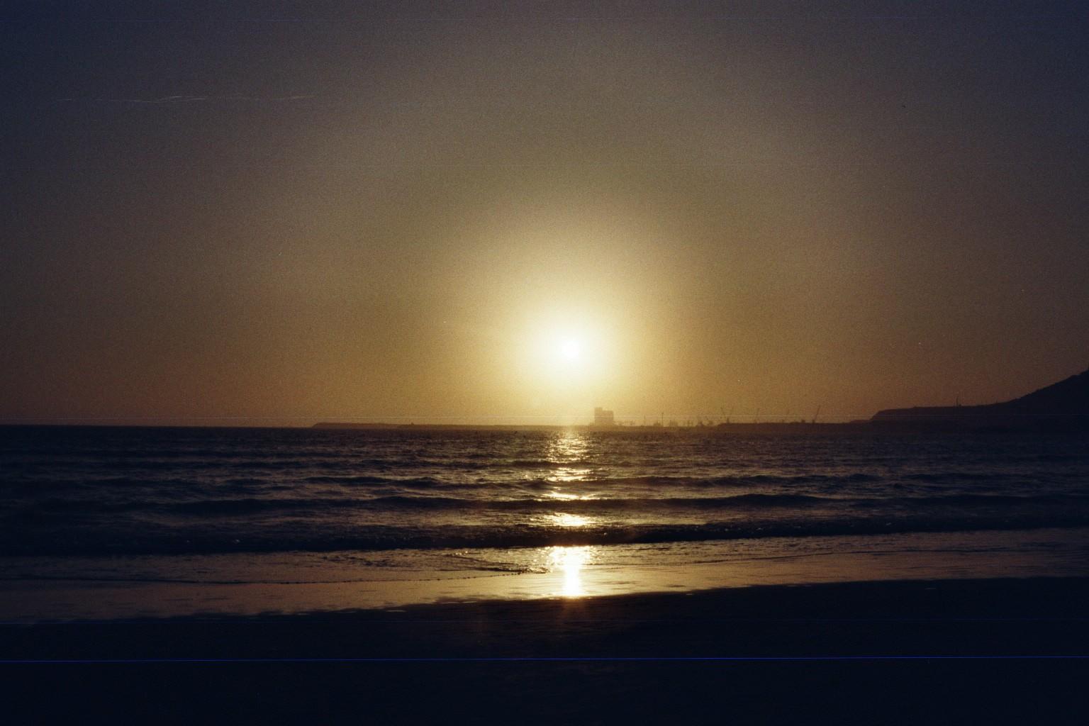 Mystic Beach of Agadir