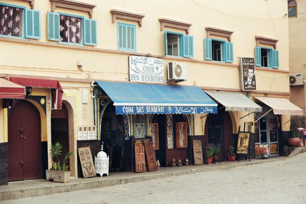Berberladen in Tiznit