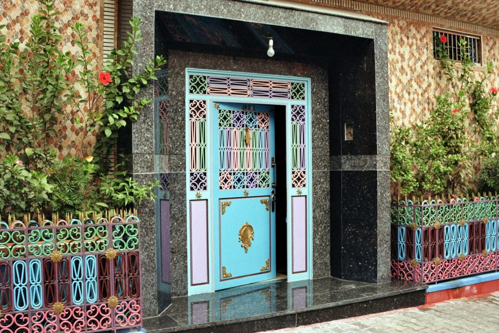 Tür in Tiznit