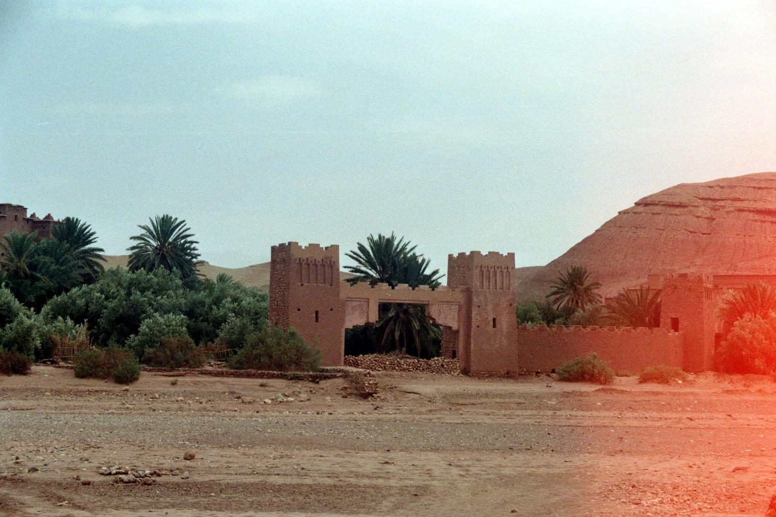 Aït-Ben-Haddou Tor
