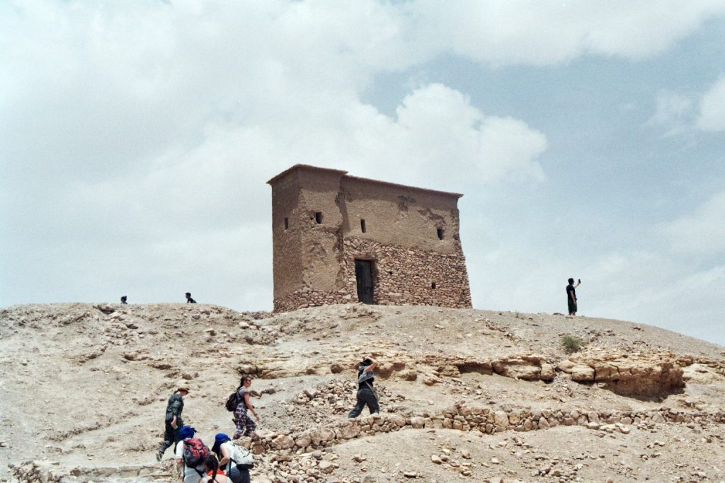 Aït-Ben-Haddou Berg