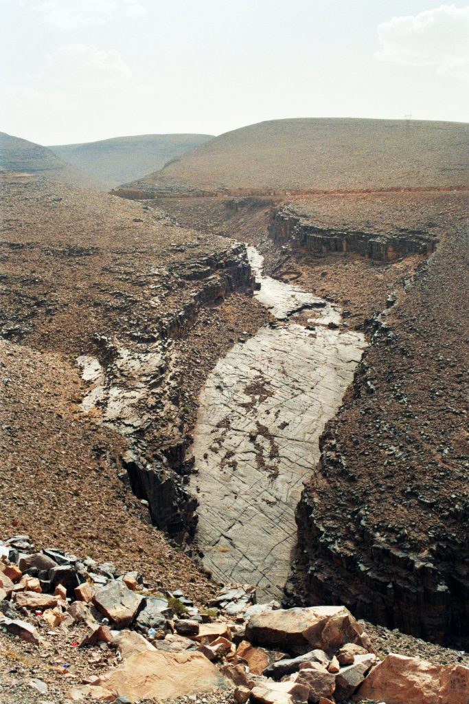 Das Draa-Tal im Hohen Atlas