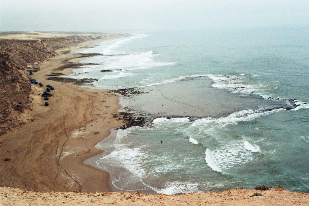 Steilküste am Nordatlantik