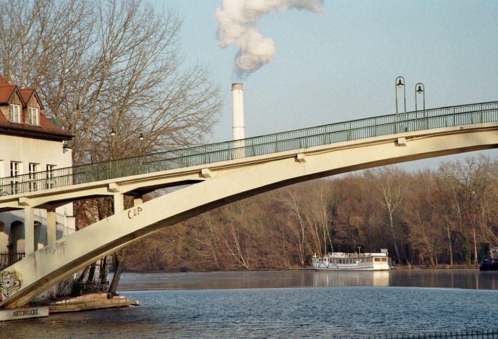 Die Abteibrücke