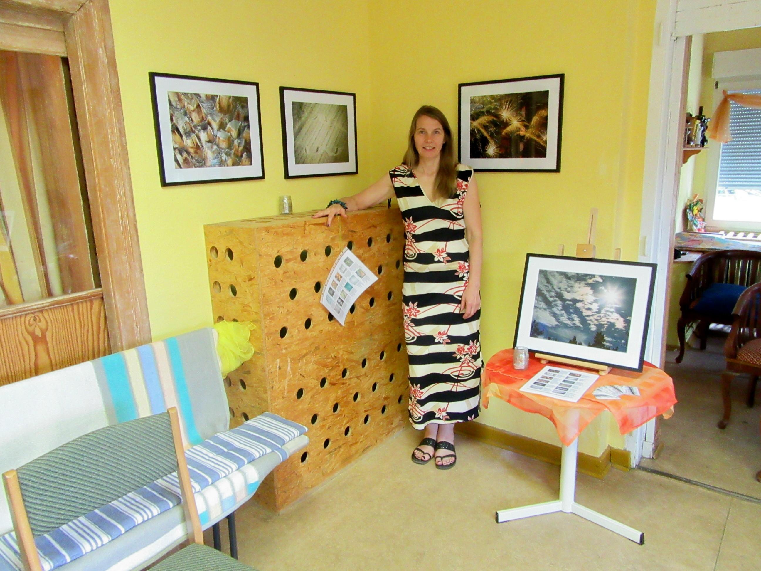 Bei meiner Ausstellung