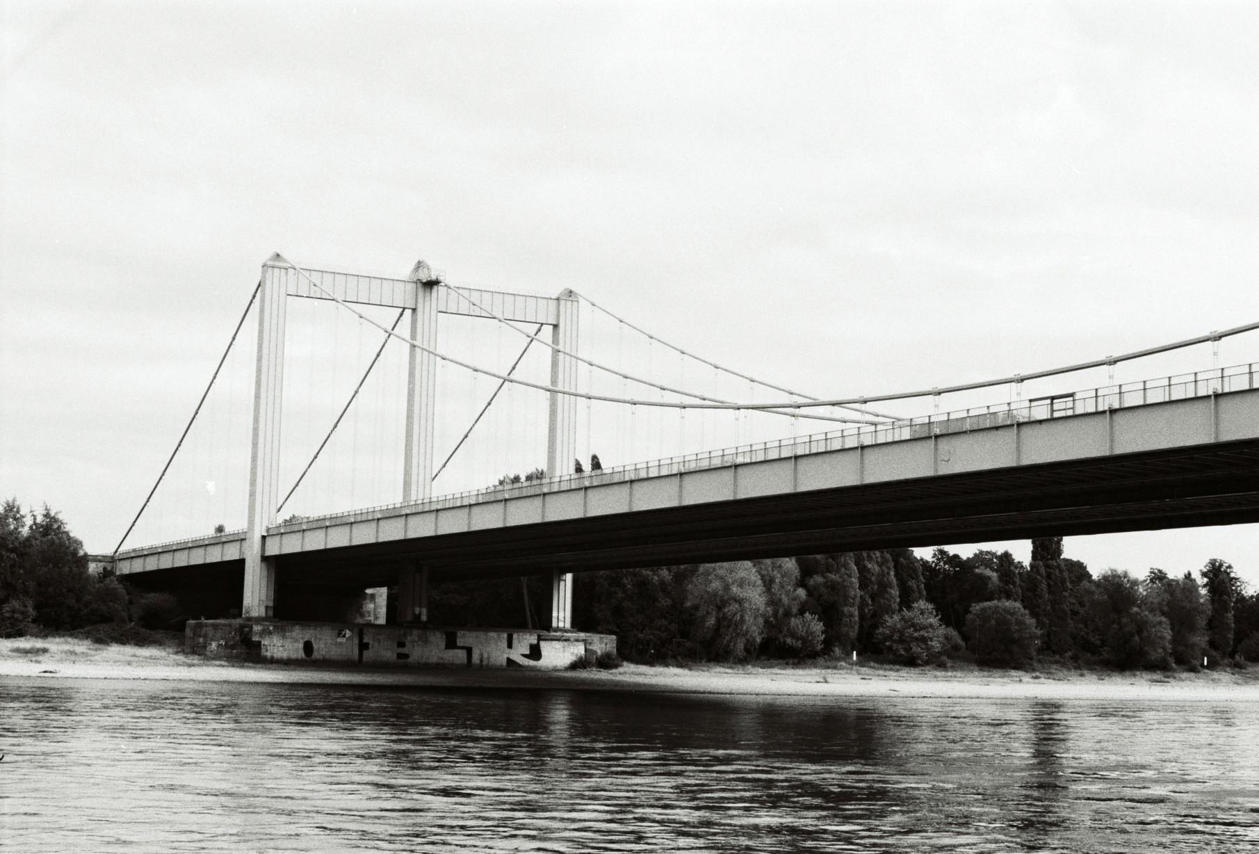 Autobahnbrücke Rodenkirchen