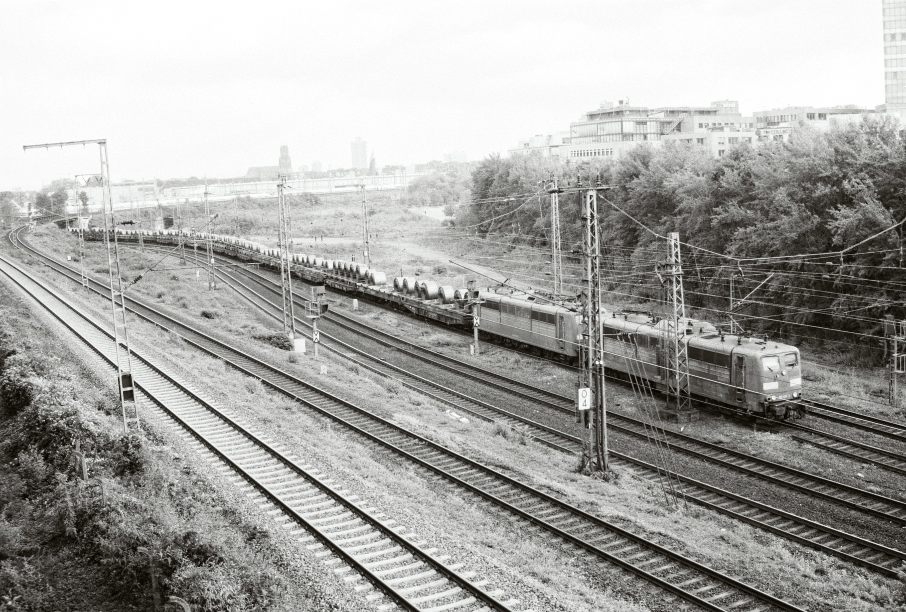 Güterzug Köln