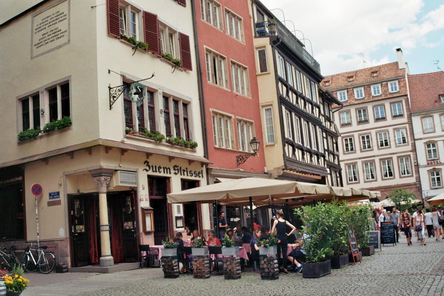 Zuem Strissel - Place de la Grande Boucherie