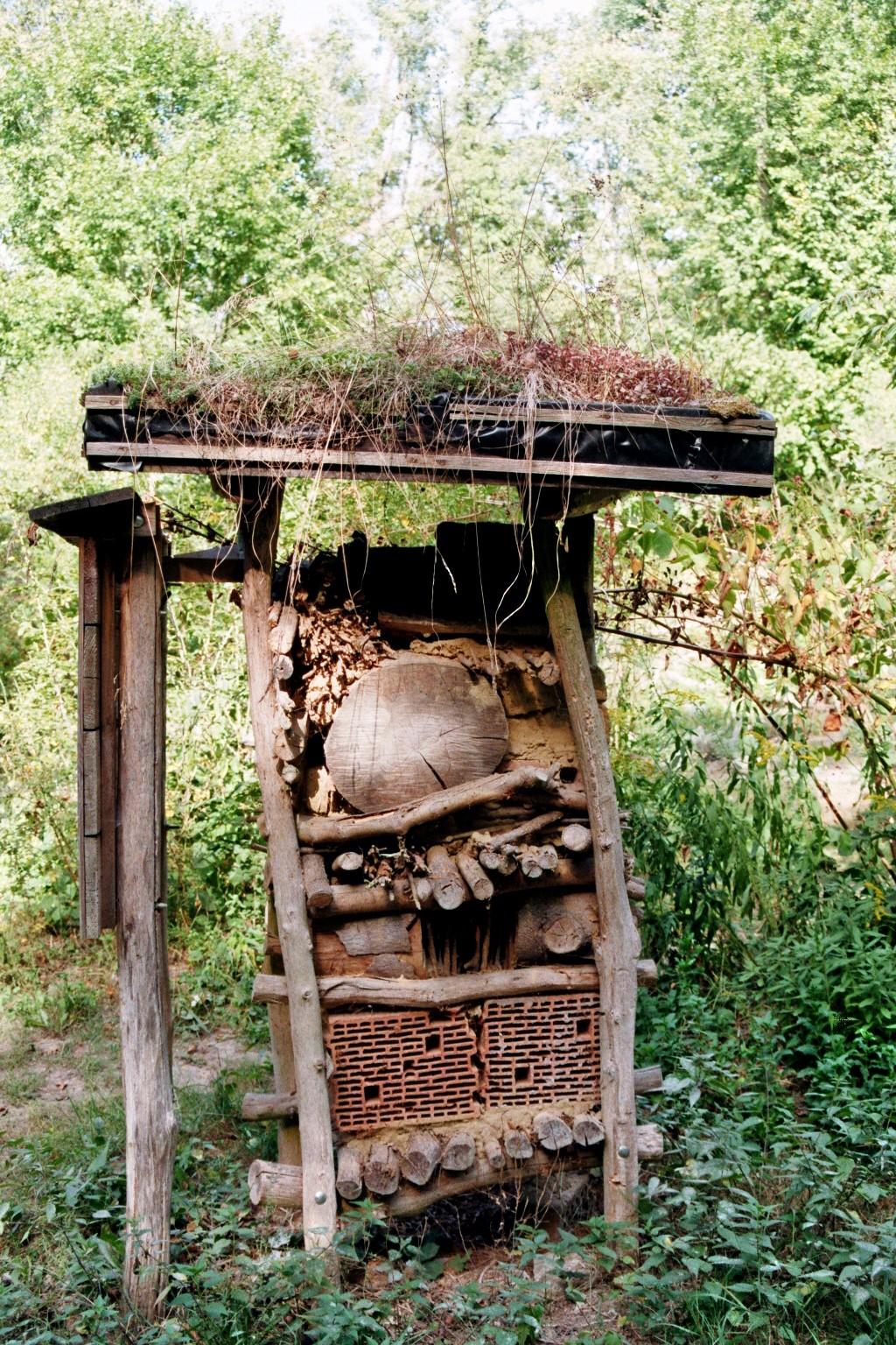 Spreewaldpark Insektenhotel