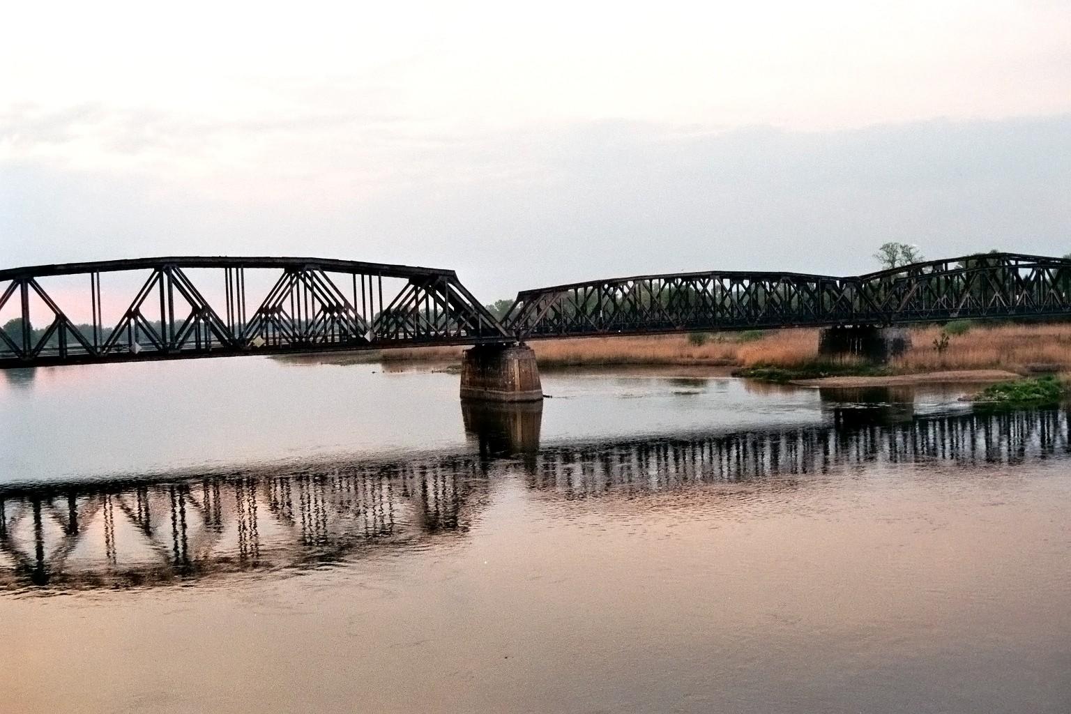 Kostrzyn nad Odrą Brücke1