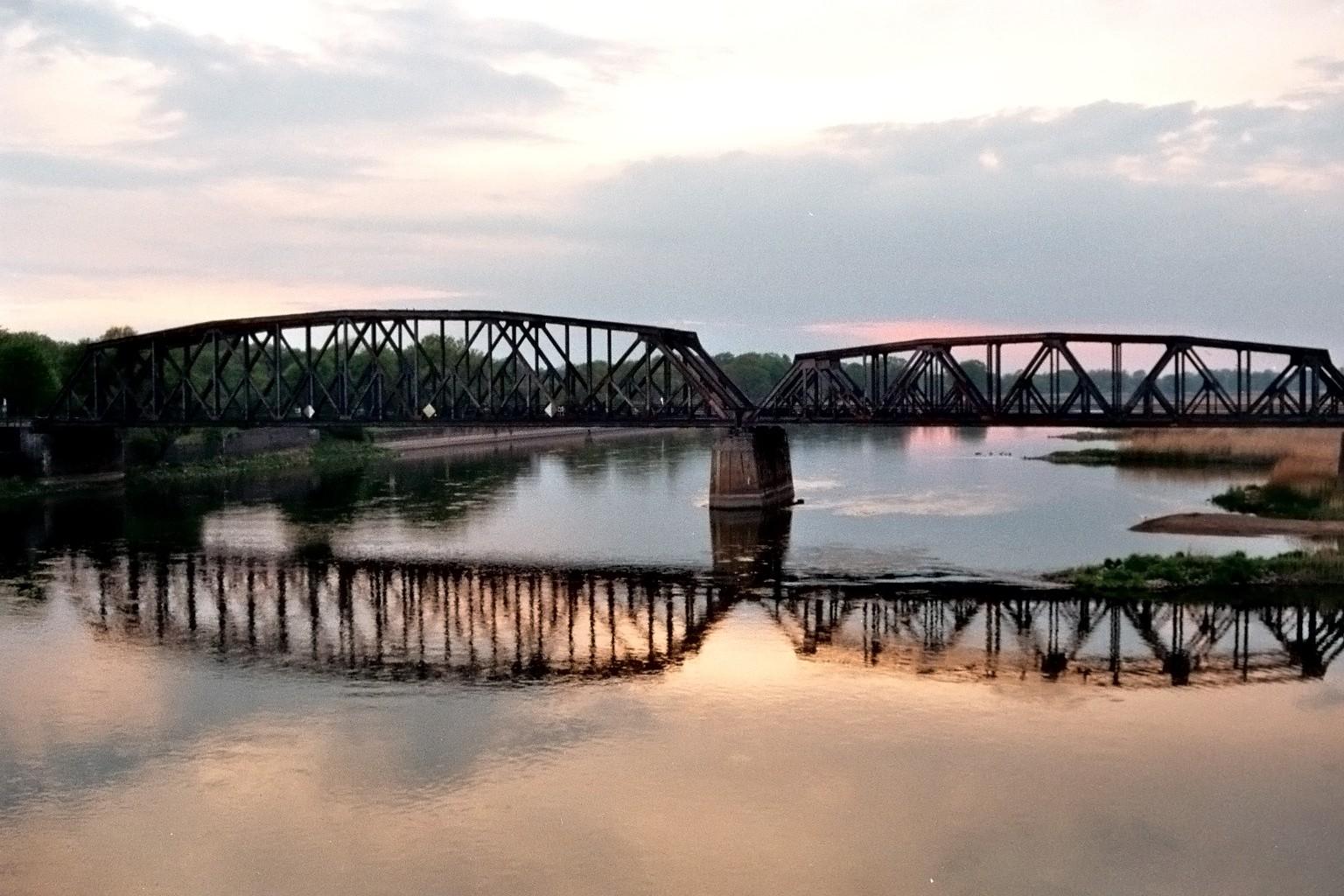 Kostrzyn nad Odrą Brücke2