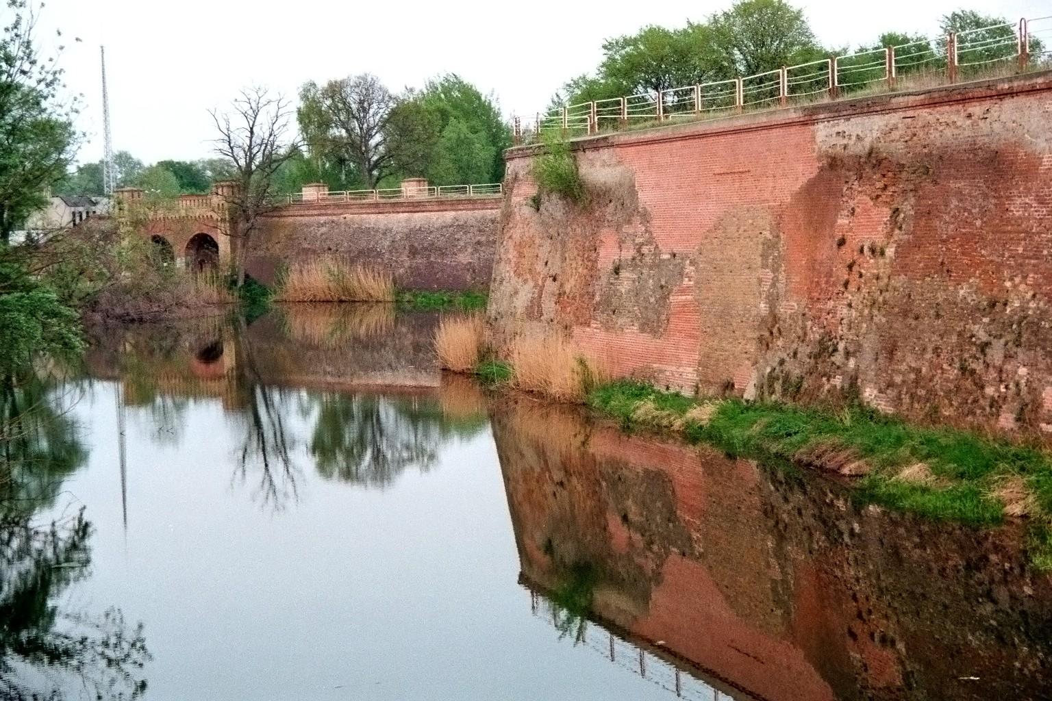 Kostrzyn nad Odrą Festung4