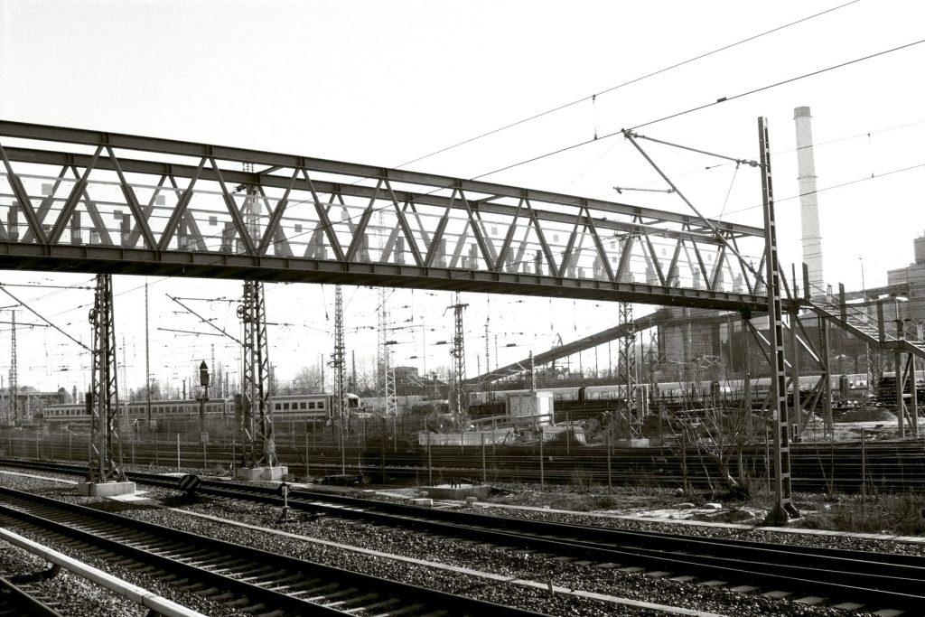 Betriebsbahnhof Rummelsburg (Berlin) architecture & technique Berlin Deutschland Europa Treptow-Köpenick