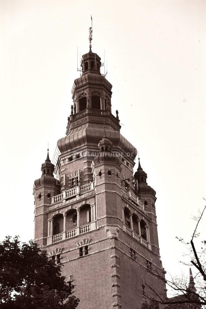Szczecin (und Swinemünde) (Monochrom) architecture architecture & technique Europa Polen technique Verwunschene Orte